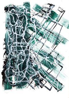 Alexander Nikolenco , Emerald Blizzard  on ArtStack #alexander-nikolenco #art