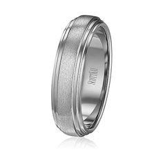 Scott Kay Men's Classic Band; Width 6mm (Product Style: C0533C65) #ScottKay #Bridal #Mens #WeddingBands