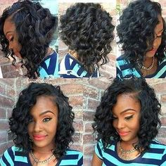 Wet And Wavy Weave Hairstyles Milky Way Wet Wavy Tempo Curl 8 In