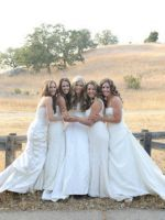 Five Sisters, One Ultimate Bridal Photo Shoot #refinery29  http://www.refinery29.com/five-sisters-wedding-dress-photo-shoot