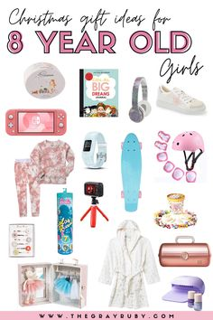 Unique Gifts For Girls, Tween Girl Gifts, Birthday Gifts For Girls, Toddler Gifts, Gifts For Kids, 8th Birthday, Diy Best Friend Gifts, Presents For Best Friends, Presents For Girls