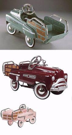 Estate Wagon On Sale. Pedal Cars - Kidsonroll.com