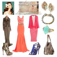 """""""Light Spring Soft Dramatic"""" by thewildpapillon on Polyvore"""