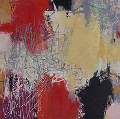 Abstrakte Kunst von Iris Rickart / Unikatbild 64