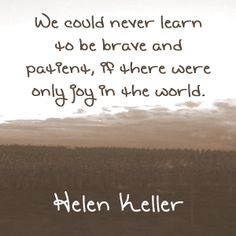 Best Quotes From Helen Keller  http://poshonabudget.com/category/home-life,