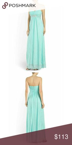 💥Coming Soon💥Cachet This beautiful strapless sweetheart neck gown have shimmer detail, pleated, fully lined, and back zip. Dress Length: 50 inches. Dress Color: Turquoise. This dress is brand new and never worn. CACHET Dresses Chic Outfits, Fashion Outfits, Fashion Tips, Fashion Trends, Casual Chic Summer, 50s Vintage, Prom Dresses, Summer Dresses, Username