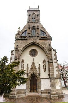 Церковь Святого Михаила Архангела в Кошице Bratislava, Building, Beautiful, Buildings, Construction