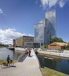 Malm Live, Malmö, 2015 - schmidt hammer lassen architects