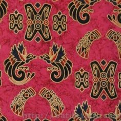 batik kalimantan timur  INDONESIA BATIK  Pinterest  Blog