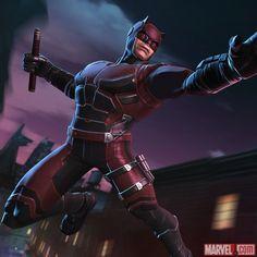 Daredevil in Contest of Champions