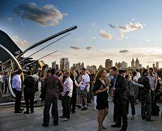 The Metropolitan Museum of Art ... Roof Garden Cafe ... New York City