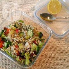 Sprouted buckwheat salad @ allrecipes.co.uk