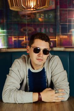 <p>PAUSE meets Cris Cab. Credits: Sweatshirt – Samsoe & Samsoe, Jewellery, watches & sunglasses Chris' own. With an overly impressive 35 million views with hit single 'Liar Liar', American singer/songwriter Cris Cab met up with PAUSE to talk about his close friendship with mentor Pharrell, his fashion sense and how he …</p>