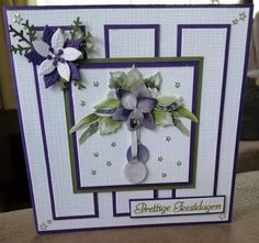 3d Cards, Christmas Cards, Marianne Design, Card Sketches, Stamping Up, Cardmaking, Projects To Try, Greeting Cards, Birthday