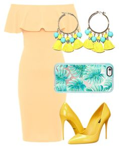 """Untitled #681"" by ellma94 ❤ liked on Polyvore featuring WearAll, Dolce&Gabbana, Sugar and Casetify"