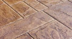 Stamped concrete patterns patio ideas - You must understand what mood you want to do using a room before starting to create changes with it. Your mood can vary so you should create one in the room you happen to be decorating. Stamped Concrete Designs, Stamped Concrete Driveway, Concrete Patio Designs, Concrete Porch, Concrete Color, Concrete Driveways, Painting Concrete, Concrete Projects, Stained Concrete