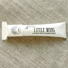 Eco-friendly looking? Well that is because the tube that the lip balm comes in is made with 100% Biodegradable paper!! How cool is that? you can finish your lip balm and know that the packaging will not be horrifically bad for the environment. :)