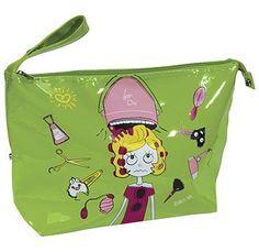 Kingsley Travel Cosmetic Bag, Large, Beauty by Kingsley. $11.19