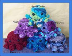 SALE  New Colors Added  Adorable Handmade Crochet