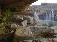 Afrynh Waterfall in Lorestan-آبشار افرینه لرستان