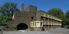 Van Houten-school Groningen Oliemuldersweg_47_ architect S.J.Bouma