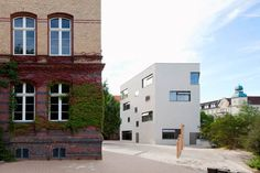 Polygonale Geometrie: Grundschule in Berlin