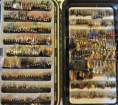 Nymph trout box - side1
