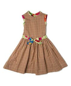 Allena Barceloneta Dress - Infant, Toddler & Girls