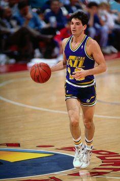 Legends of Sport ( Basketball Jones, Pro Basketball, Basketball Pictures, Basketball Legends, Sports Pictures, Horace Grant, John Stockton, Basketball Highlights, Karl Malone