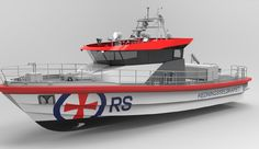 The search and rescue (S&R) boat 'RS Idar Ulstein' will be named on 12 November in Ulsteinvik, Norway. Stationed in the nearby society of Fosnavåg, the vessel will be part of the Norwegian Sea Rescue fleet.
