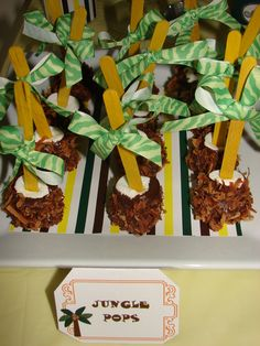 """Photo 9 of 11: Jungle Safari / Baby Shower/Sip & See """"Jungle Baby Shower"""" 