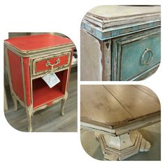 I now travel teach on how to paint furniture using my favorite products and advanced techniques. Message me at PATINA CHIC on Facebook if you are interested.   Thank you. :)