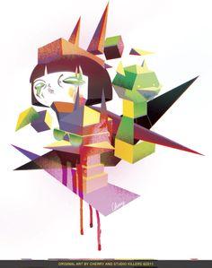Studio Killers (awesome art)