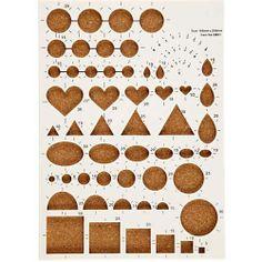 Quilling-Board mit verschiedenen Formen. Mit diesem Quilling-Board gelingen Ihnen verschiedene Formen. http://www.christinas-creativ-point.de/quilling-board