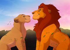 Simba korol lev online dating