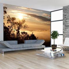 Vlies Fototapete 350x270 cm - Top ! Tapete ! Wandbilder XXL ! Natur 100403-141: Amazon.de: Küche & Haushalt