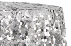 Embrace the glamour of sequins with Large Payette Sequin Round Tablecloths from CV Linens! We stock the best quality wholesale party linens for less! Grey Wedding Decor, Wedding Decorations On A Budget, Wedding Linens, Red Wedding, Wedding Themes, Wedding Stuff, Wedding Venues, Sequin Tablecloth, Round Tablecloth