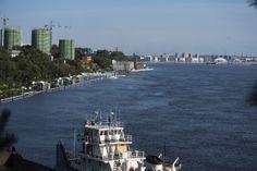 Khabarovsk, flood, autumn 2013