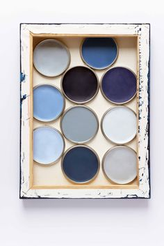 Denim Drift is Dulux Colour of the Year 2017 javascript:;Denim Drift is Dulux Colour of the Year blue hue has been officially announced as Dulux's Colour Schemes, Color Trends, Colour Combinations, Design Trends, Best Interior Paint, Interior Design, Denim Drift, Color Of The Year 2017, Colour Board