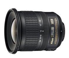 AF-S DX NIKKOR 10-24mm f/3.5-4.5G ED Zoom-objectieven DX Autofocus-objectieven NIKKOR-objectieven