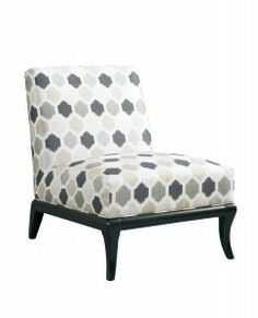 Lillian August Fine Furnishings Another idea for chairs flanking sofa in the niche