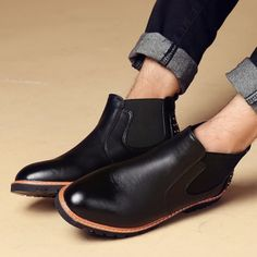 GRENADA - Available at Kickslogix Mid-Cut Slip-on Grenada Chukka Boots.