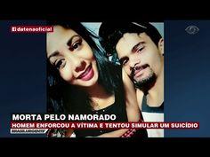 Homem enforca namorada e tenta simular suicídio