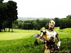 Taking Up Golf after Sixty - There's a reason robots don't play golf