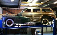 Wood You? 1947 Pontiac Woody Wagon #Wagons #Pontiac - http://barnfinds.com/wood-1947-pontiac-woody-wagon/