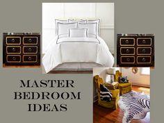 Goodwill Glam: Master Bedroom Plan!!!