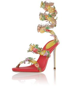 Rene Caovilla shoes - sandals - boots  - 2014