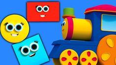 Bob, The Train | Bob Train Building Blocks | 밥 기차 빌딩 블록|아이 노래 #bobthetrain #buildingblocks #kidsvideo #kidssong #childrensong #education #entertainment #parenting