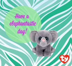 Whopper is wishing you an elephantastic weekend!