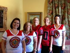 Go Cajuns!  We support the University of Louisiana at Lafayette!